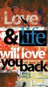 Be Loved Nokia 5800 Navigation Edition Wallpaper