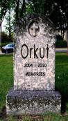 Orkut D End  Mobile Phone Wallpaper