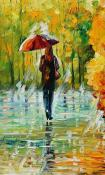 Rainy Days Karbonn Titanium Wind W4 Wallpaper