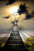 Bridge To Heaven  Mobile Phone Wallpaper