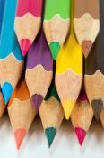 Color Pencils  Mobile Phone Wallpaper