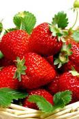 Strawberries  Mobile Phone Wallpaper