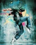Dancer Colour  Mobile Phone Wallpaper