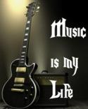 Music Life  Mobile Phone Wallpaper