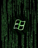 Windows Matrix  Mobile Phone Wallpaper