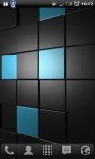 Cubescape 3D Android Mobile Phone Wallpaper