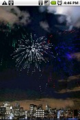Fireworks Android Mobile Phone Wallpaper