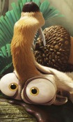 Scrat In Ice Age 3 Wallpaper for  Mobile Phone