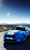 Ford Mustang Shelby Nokia Lumia 925 Wallpaper