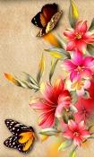 Hibiscus  Mobile Phone Wallpaper