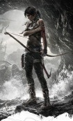 Tomb Raider  Mobile Phone Wallpaper