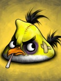 Angry Bird Wallpaper for QMobile E7