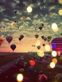 Ballons QMobile E750 Wallpaper
