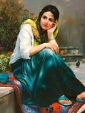 Beautiful Girl Nokia X5 TD-SCDMA Wallpaper