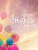 Dreams Wallpaper for  Mobile Phone