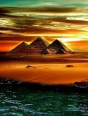 Pyramids Nokia 5132 XpressMusic Wallpaper