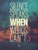 Silence Wallpaper for  Mobile Phone