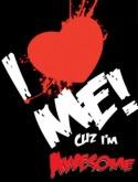 The Miz New Logo Hd Nokia C5 5MP Wallpaper