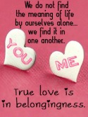 True Love  Mobile Phone Wallpaper