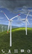 Wind Turbines 3D Wallpaper for Android Mobile Phone