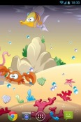 Sea World Wallpaper for QMobile A6