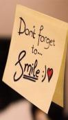 Smile  Mobile Phone Wallpaper