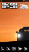 Racing Car Android Mobile Phone Wallpaper