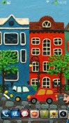 Plasticine Town Wallpaper for QMobile NOIR A10