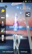 Magic Crystal Wallpaper for HTC Desire 300