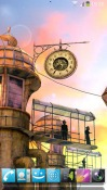 3D Steampunk Travel Pro Android Mobile Phone Wallpaper