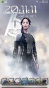 Hunger Games Wallpaper for QMobile NOIR A10