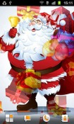 Santa Claus Android Mobile Phone Wallpaper