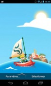 Zelda: Wind Waker Android Mobile Phone Wallpaper