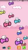 Kitty Cute Android Mobile Phone Wallpaper