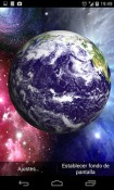 Earth 3D Android Mobile Phone Wallpaper