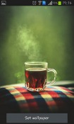 Teatime Android Mobile Phone Wallpaper