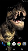 Dino T-Rex 3D Android Mobile Phone Wallpaper