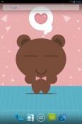 Tony Bear Android Mobile Phone Wallpaper