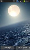 Ocean At Night Android Mobile Phone Wallpaper