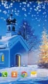 Christmas Snow VGO TEL Venture V1 Wallpaper