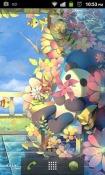 Sky Garden Android Mobile Phone Wallpaper