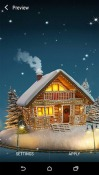 Christmas 3D Android Mobile Phone Wallpaper