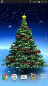 Christmas Trees Android Mobile Phone Wallpaper