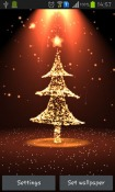 Christmas Tree Android Mobile Phone Wallpaper