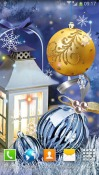 Christmas Balls Android Mobile Phone Wallpaper