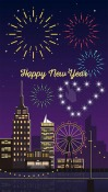 New Year Android Mobile Phone Wallpaper