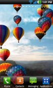 Hot Air Balloon Android Mobile Phone Wallpaper