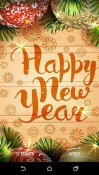 New Year 2016 Android Mobile Phone Wallpaper