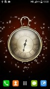 Clock HD Android Mobile Phone Wallpaper