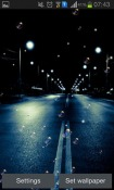 Road Night HD Android Mobile Phone Wallpaper